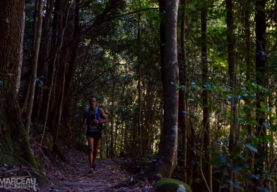 Dave Byrne: Ultra-Trail Australia Pace 22