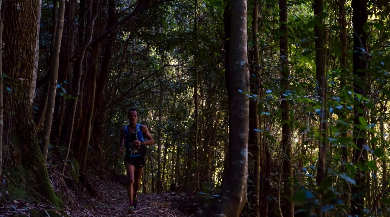Dave Byrne: Ultra-Trail Australia Pace 22