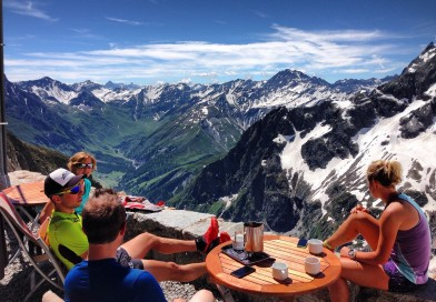 Swiss mountains are like their chocolate – beautiful and energising!
