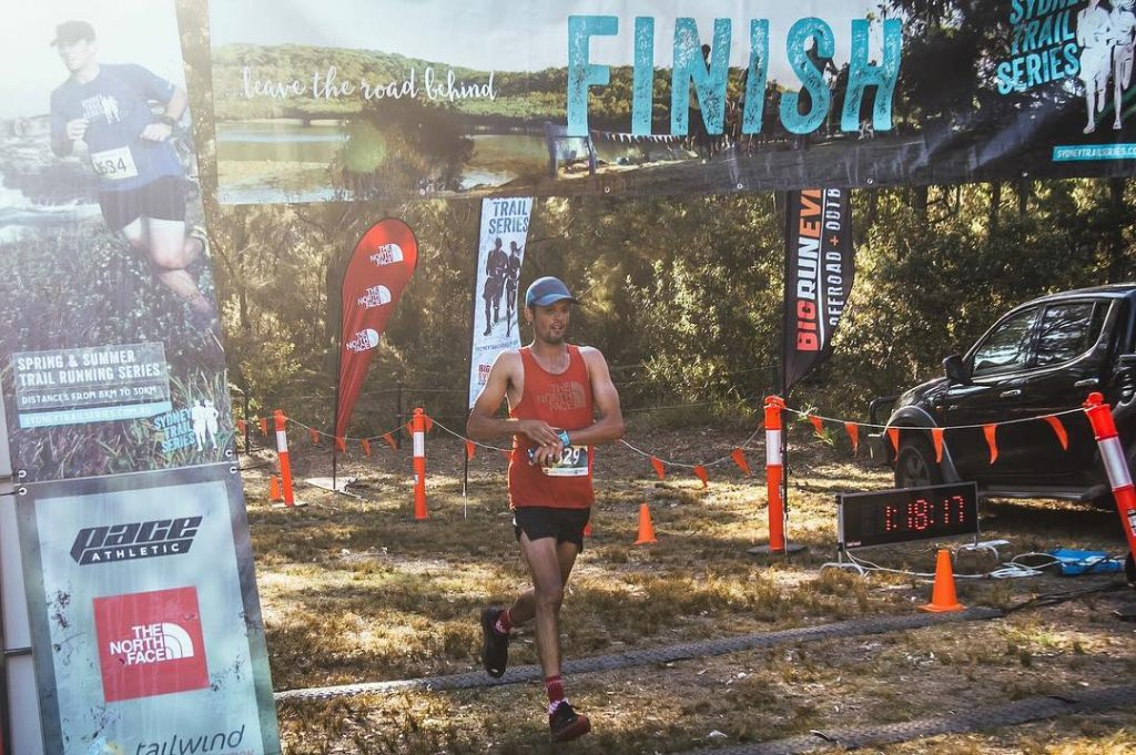 Thanks to the sydneytrailseries team for another fun event Manlyhellip