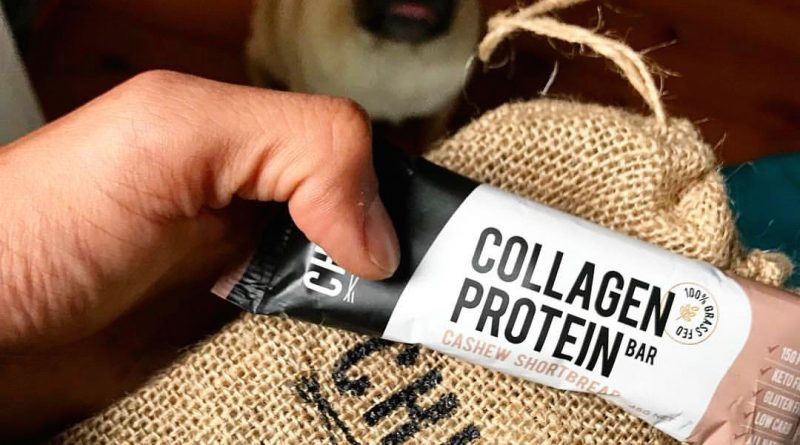 Review: Chief Collagen Protein Bars