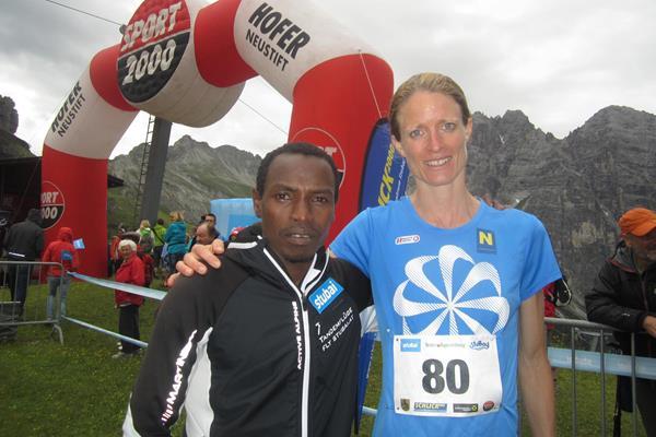 Mamu and Mayr Dominant at WMRA World Cup Race