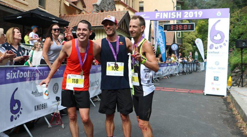 2019 Six Foot Track Marathon Race Report