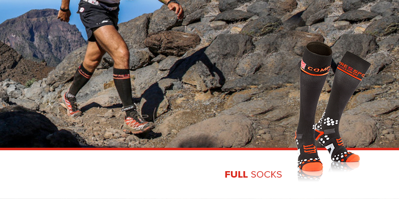 Compressport V2.1 Full Socks
