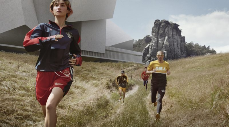 Fashion Meets Trails in Nike's Latest