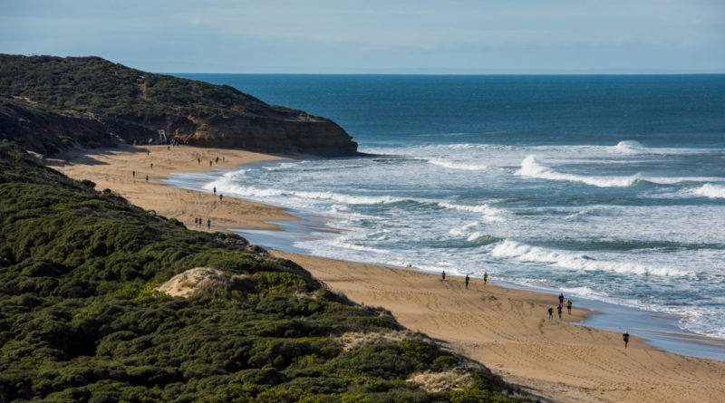 Record Entries for Surf Coast Trail Marathon!