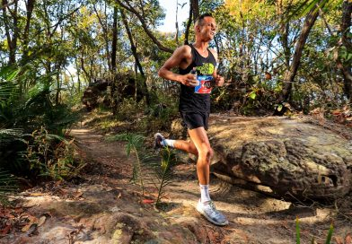 Dave Byrne – Bouddi Coastal Run