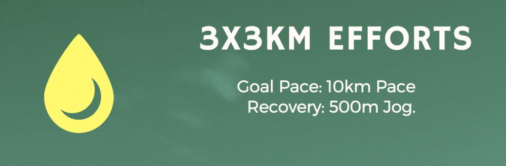10km Workout