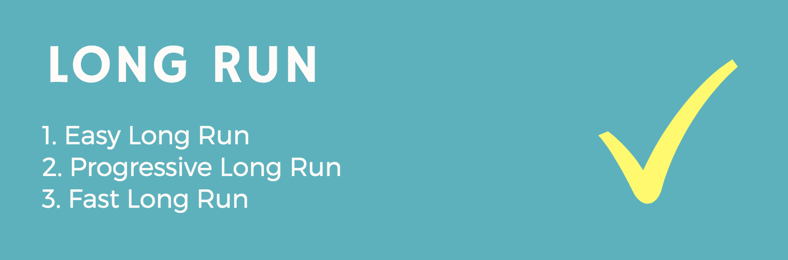 Key Marathon Workout - The Long Run