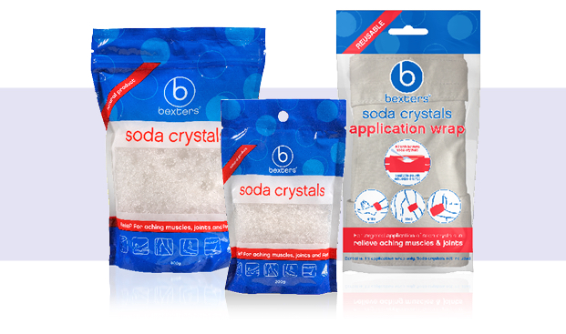 bexters soda crystals the long run running coaching news events. Black Bedroom Furniture Sets. Home Design Ideas