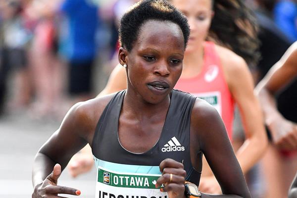 World Half Marathon Champ Jepchirchir to Run Frankfurt Marathon