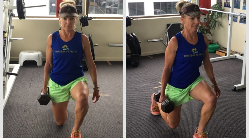 Core Training for Trail Runners