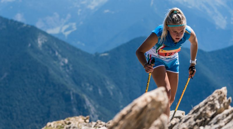 Tomorrow's skyrunners shine in World Championships