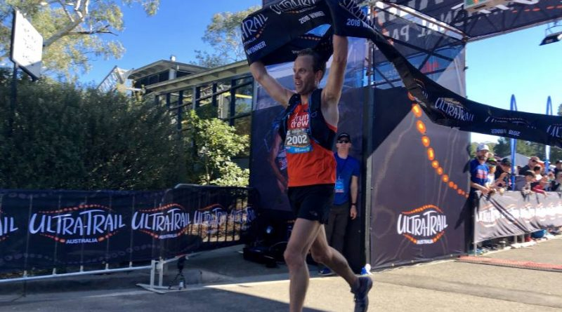 Signed up for Ultra-Trail Australia?