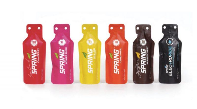 Review: Spring Energy Gels