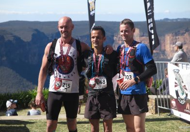 Dave Byrne: The Hounslow Classic Skyrun Race Report